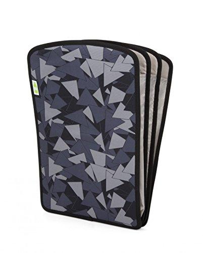 Preisvergleich Produktbild Satch Zubehör Heftbox TripleFlex Schwarz 9G2 schwarz