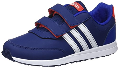 adidas Vs Switch 2 Cmf C, Scarpe Running Unisex-Bambini, Blu Dkblue/Ftwwht/Hirere, 29 EU