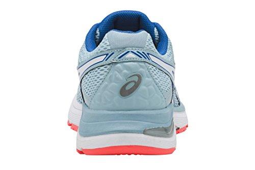 Asics Gel-pulse 9, Écharpe De Running Donna Turchese (bleu Porcelaine / Blanc / Bleu Victoria)