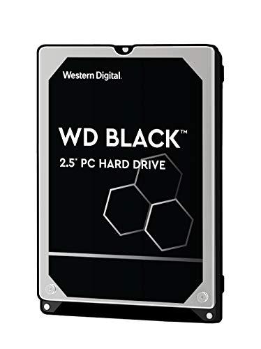 Western Digital WD10JPLX - 1 TB 2.5 Inch internal hard drive, black