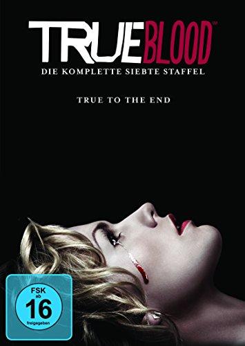 Bild von True Blood - Die komplette siebte Staffel [4 DVDs]