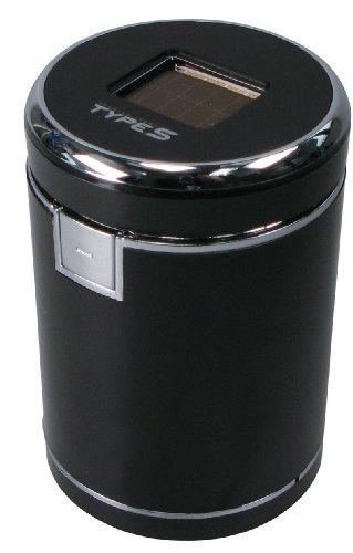 Winplus Type-S AT52493 Klassischer Solar-Aschenbecher