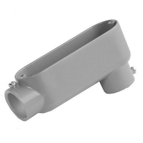 Emt Set Screw (Morris 14142 EMT Set Screw Conduit Body, Aluminum, Type LB, 1