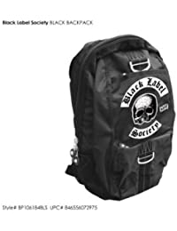 Black label society-sac à dos avec logo (noir)