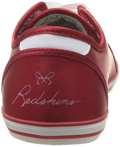 Redskins Gloss, Baskets mode femme Rouge