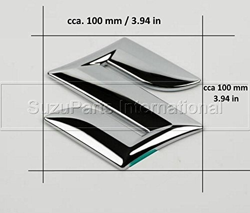 suzuki-swift-alto-splash-liana-grille-avant-badge-logo-embleme-chrome-autocollant-100-x-100-mm-77811