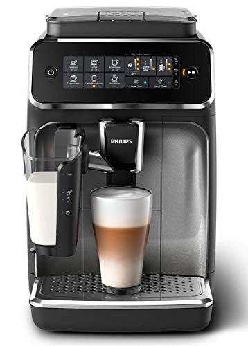 Philips 3200 Serie EP3246/70 Kaffeevollautomat (LatteGo Milchsystem)...