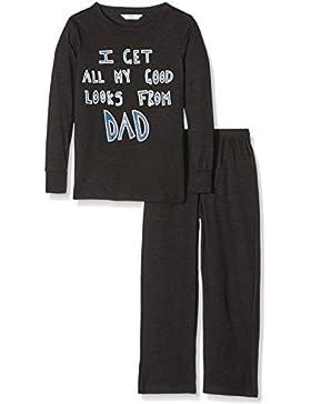 Cyberjammies Jungen Zweiteiliger Schlafanzug Take After Dad