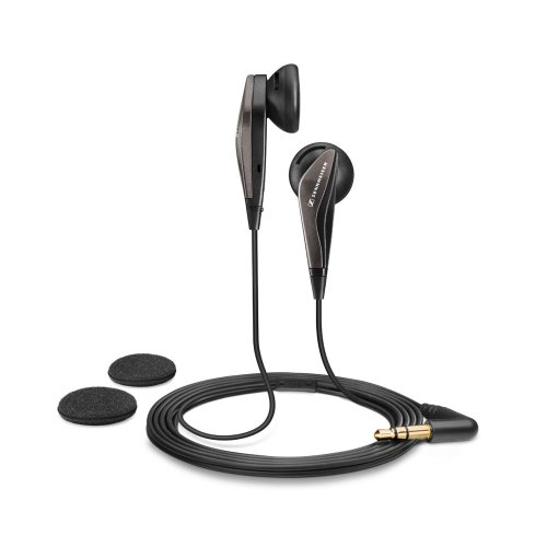 SENNHEISER MX 375 In-Ear Headset black