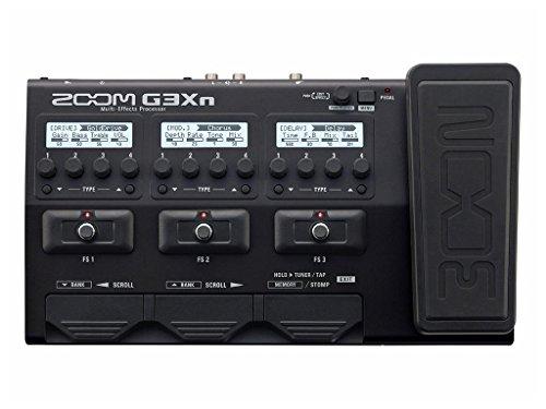 Zoom G3X N Multieffekt Pedalboard