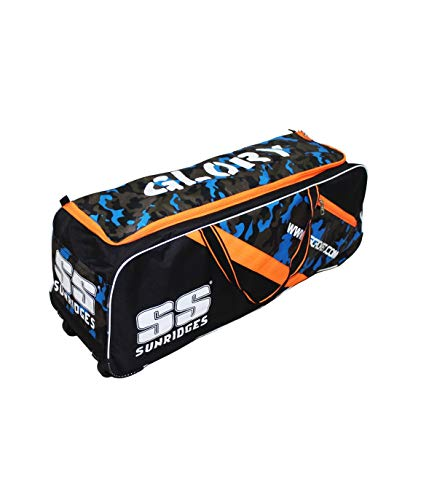 SS Glory Double Wheel Cricket Kitbag