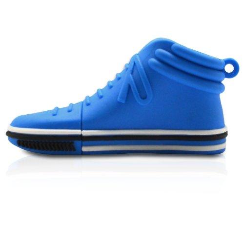 818-Shop No33200010016 USB-Sticks (16 GB) Turnschuh Sport blau