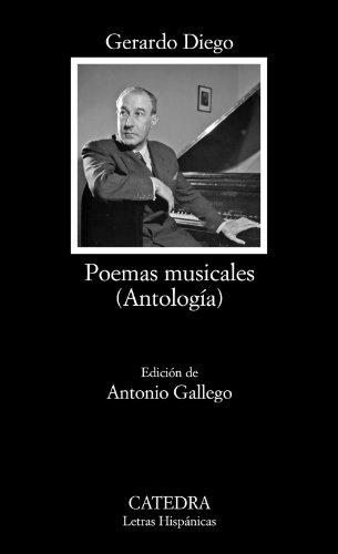 Poemas musicales (antología) por Gerardo Diego