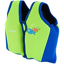 Swimbest - Chaleco de flotabilidad (de 18 meses a 6 años)