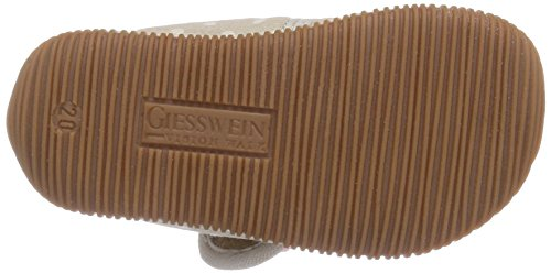 Giesswein Sommer - Slim Fit, Chaussons hauts, non doublés fille Beige (210 Natur)