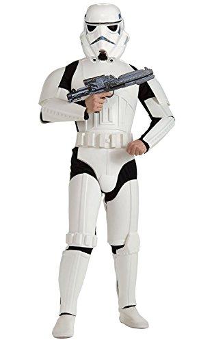 les Stormtrooper-Kostüm aus Star Wars für Erwachsene ()