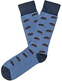 Jimmy Lion Bears, Calcetines Unisex Adulto
