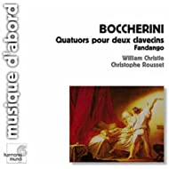 "Boccherini: Fandango, ""Quartettos"" for Two Harpsichords"