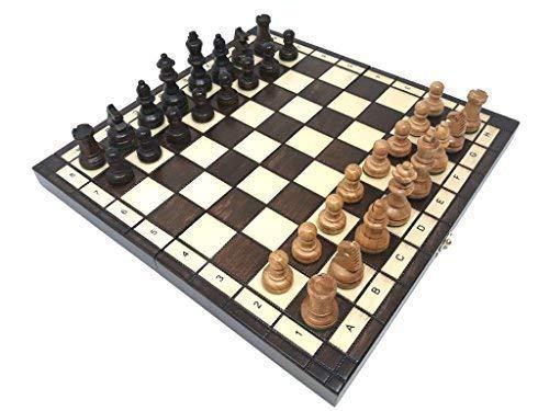 Prime Chess Torneo Cherry Hechos Mano Juego Ajedrez