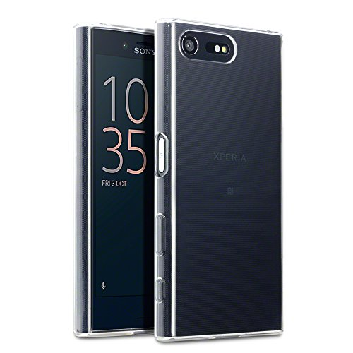 Sony Xperia X Compact Hülle, Terrapin TPU Schutzhülle Tasche Case Cover für Sony Xperia X Compact Hülle Transparent
