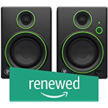"(Renewed) Mackie CR4BT 4"" Bluetooth-Ready Multimedia Monitor Pair"