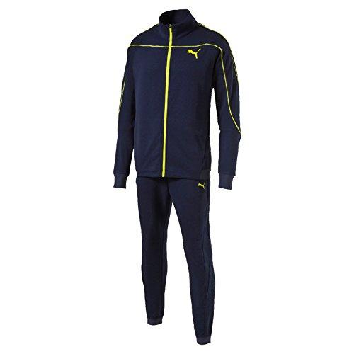 Puma Style Best Suit Tuta Sportiva Peacoat - Blu (Peacoat) - L