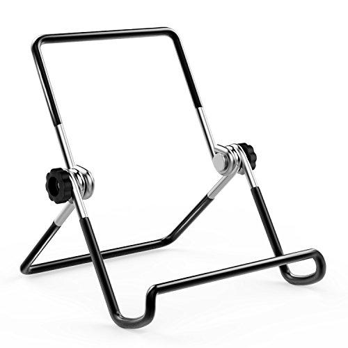 MoKo Multi-Winkel Faltbar Tablet Ständer - Universal Metall Portable Desktop Halterung für 9-10