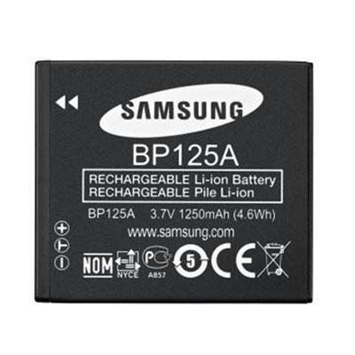 Samsung IA-BP125A Ión litio 1250mAh 3.7V batería