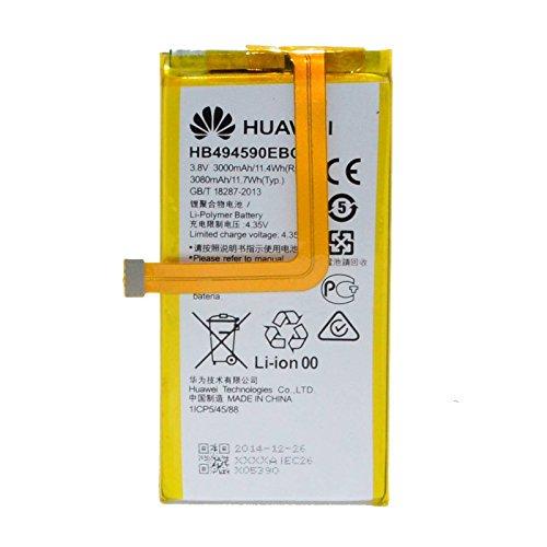 Original Huawei Li-Polymer Festeinbau Akku mit 3000 mAh für Huawei Honor 7 - HB494590EBC - bulk