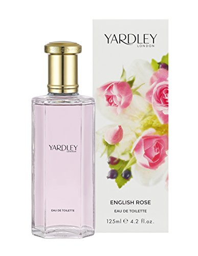 Yardley London, English Rose, Eau de Toilette da donna, 125 ml