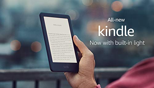 Amazon Kindle (10th Gen) Tablet (4GB, 6 Inches, Wi-Fi, Black)