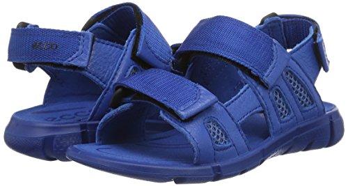 Ecco Unisex-Kinder Intrinsic Sandal, Blau (57995BERMUDA Blue/Cobalt), 35 EU -