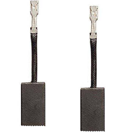 Preisvergleich Produktbild Kohlebürsten Kohlen für Bosch 6x10x17mm GWS 11-125 P / GWS 12-125 CIX / GWS 12-125 / GWS 12-125 CI / GWS 12-125 CIP / GWS 12-125 CIPX mit Abschaltautomatik 1607000V37