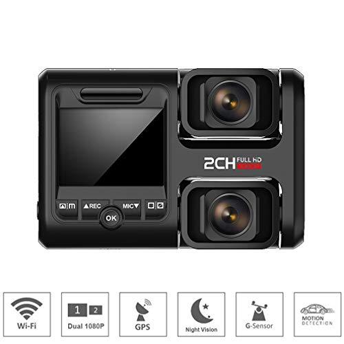 SZKJ T962 Mini cámara oculta para salpicadero de coche DVR con registrador...