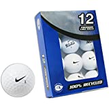 Second Chance Nike Lake Golf Balls - Clam, 12 Pack