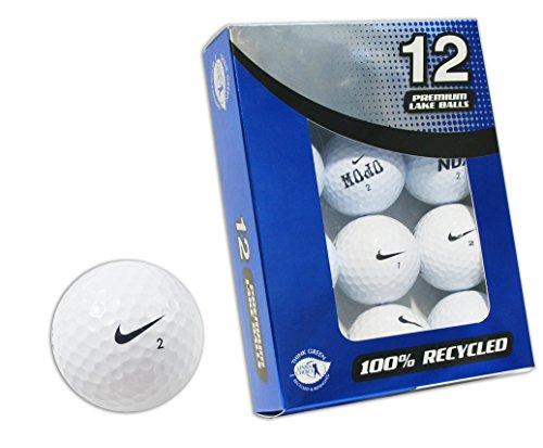 Second Chance 12er Pack Nike Lake Golfbälle, clam Preisvergleich