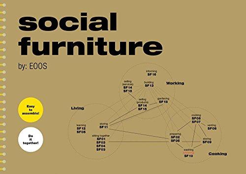 social furniture. By: EOOS: Österreichischer Pavillon, 15. internationalen Architektur-Biennale La Biennale di Venezia, 2016
