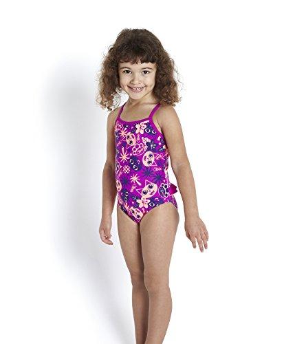 """Speedo, costume da bagno intero, per ragazze, modello """"Tidal Idol"""""""