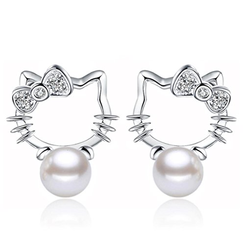 incendemme-boucles-doreilles-femme-925-argent-sterling-perle-hello-kitty-cute-chouette