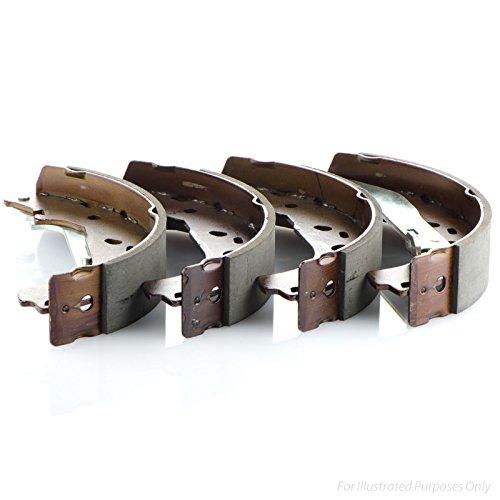 Preisvergleich Produktbild Original New Gen Bremsbacken–Teilenummer bsfir01a