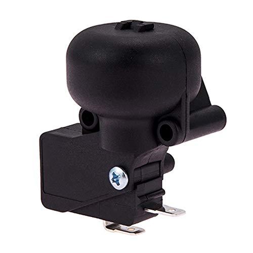 ExcLent Universal Ac 220V 50Hz Anti-Dump Switch Schwarz Für Patio Heizung Garten Outdoor Heizung Zubehör -