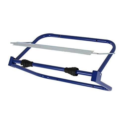 Tisch-Putztuchrollenhalter blau