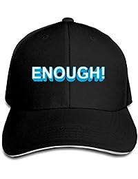 61b8e16b79880 ... para Ropa   Hombre   Accesorios   Sombreros y gorras. Polo Safari Dad  Hat Peaked Cap Enough ! Art Font 21943