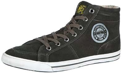 Hilfiger Denim SAMSON 6B EM56816126, Herren Sneaker, Grau (SLATE GREY 035), EU 43