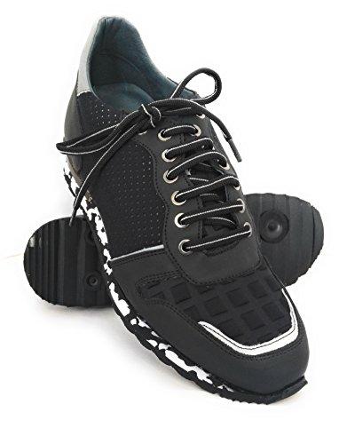 Pour Réhaussantes Chaussures Intérieur Zerimar Messieurs twC656q