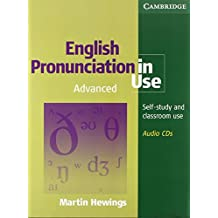 English Pronunciation in Use Advanced 5 Audio CDs