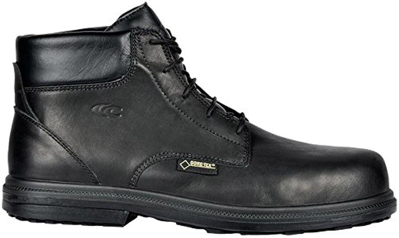 Cofra 33570000.w39 Gr. 39 S3 WR SRC Lisburn Sicherheit Schuhe  Schwarz