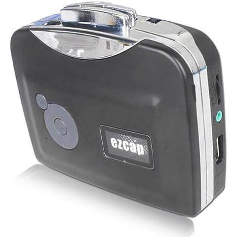 Cinta de Cassette Ezcap a MP3convertidor USB flash-drive
