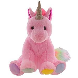 Milli Moo PLU0065 - Peluche de Unicornio