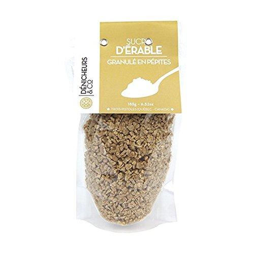 Dénicheurs and co - Sucre d'érable - Pépite - 185 g